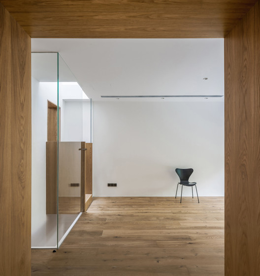 0-frame The House with a Tiny Patio / Atelier TAO+C Architecture