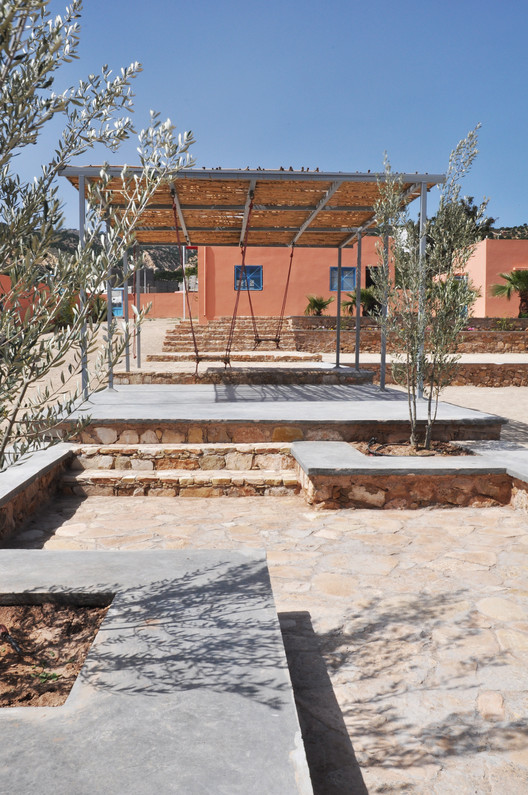 JAR1_credits_Tommaso_Bisogno Preschool of Aït Ahmed / BC architects & studies + Tommaso Bisogno Architecture