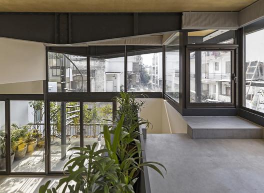 007 The Garden Roof Parasol / Harsh Vardhan Jain Architect Architecture