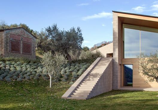 A.Bulletti_09 Casa K / Alessandro Bulletti Architetti Architecture