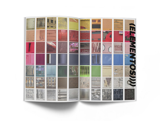 BARRIOS6 Download All of COAM Architecture Journal's Issues From the Last 100 Years for Free Architecture