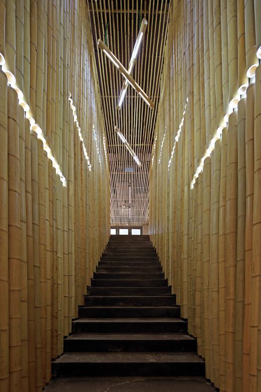 Stairs. Image © Guangyuan Zhang