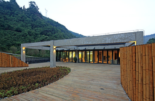 Rooftop. Image © Guangyuan Zhang