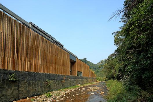 Bamboo Facade. Image © Guangyuan Zhang