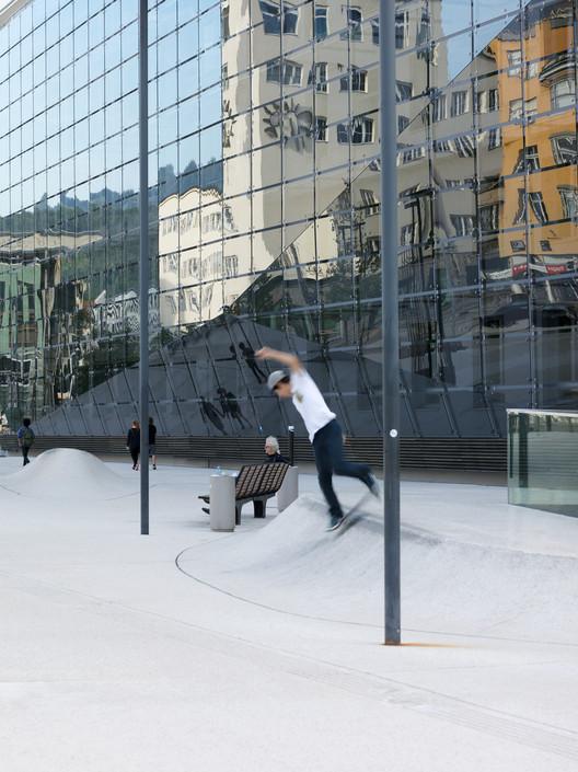 %C2%A9paul-ott_TIWAG_24 TIWAG Hauptverwaltung Innsbruck / puerstl langmaier architekten Architecture