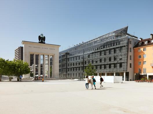 %C2%A9paul-ott_TIWAG_32 TIWAG Hauptverwaltung Innsbruck / puerstl langmaier architekten Architecture
