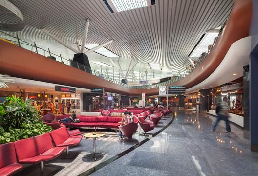9563 Kempegowda International Airport / HOK Architecture