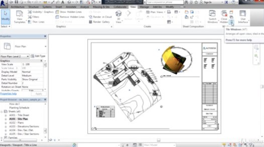 via Learning Autodesk Revit Architecture 2016 / Udemy.com