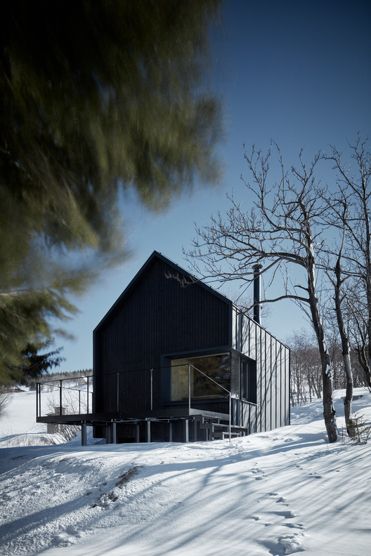 ADR_Bouda_Cerna_Voda_10 Černá Voda Mountain Lodge / ADR s.r.o. Architecture