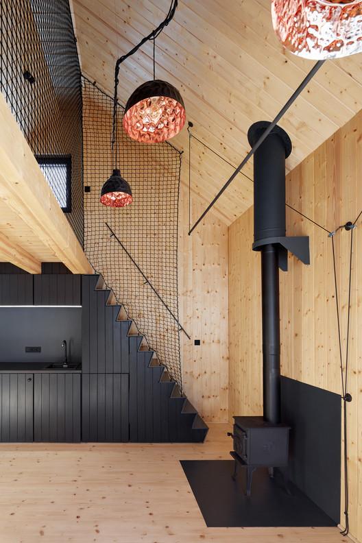 ADR_Bouda_Cerna_Voda_26 Černá Voda Mountain Lodge / ADR s.r.o. Architecture