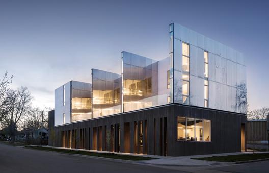 Exterior_0390 Jason Street Multifamily / Meridian 105 Architecture Architecture
