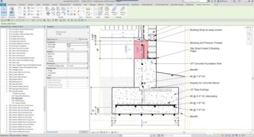 via AS122882: Creating Intelligent Details in Revit / Autodesk.com