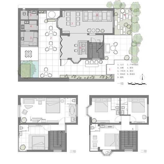 %E6%A0%96%E4%BA%91 Qiyun Boutique Hotel / Quanwen Interior Design Architecture