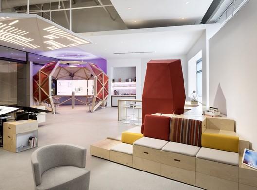O_A_MicrosoftEC_3 Microsoft Envisioning Center / Studio O+A Architecture