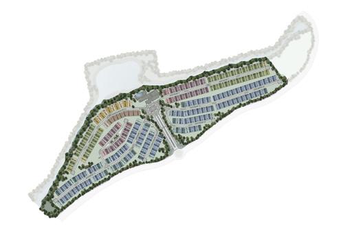 FINALPLAN Monterey Residences / ONG&ONG Architecture