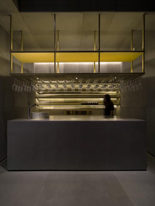 Bar. Image © Haochang Cao, Songyang Ba