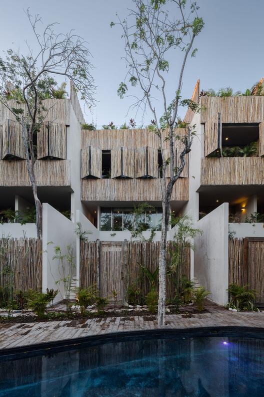 Departamentos Artia / AS Arquitectura + CO-LAB Design Office. Image © Onnis Luque