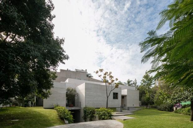Casa Acolhúas / SPRB arquitectos. Image © Lorena Darquea