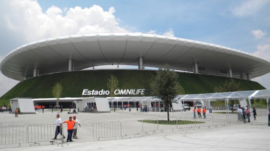 © <a href='https://commons.wikimedia.org/wiki/File:Estadio_Omnilife_Chivas.jpg'>Juan Olivas</a> licensed under <a href='https://creativecommons.org/licenses/by/2.0/'>CC BY 2.0</a>