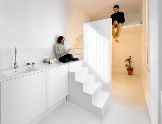 10 Tiny Apartments Under 38 Square