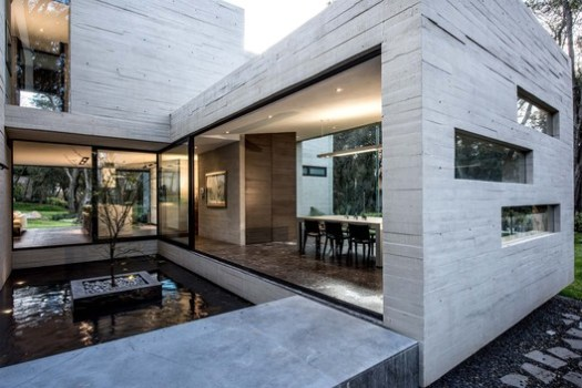 Casa Concreto / Grupo MM. Image © Iván Casillas