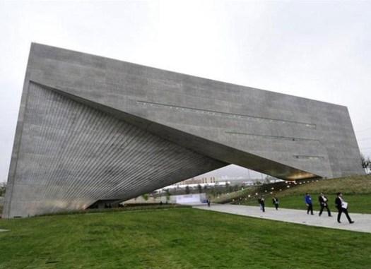 Centro Roberto Garza Sada / Tadao Ando. Image Cortesia de Agencia EFE