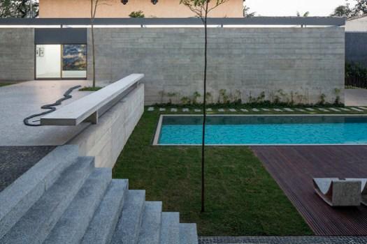 Pavilhão / METRO Arquitetos. Image © Leonardo Finotti