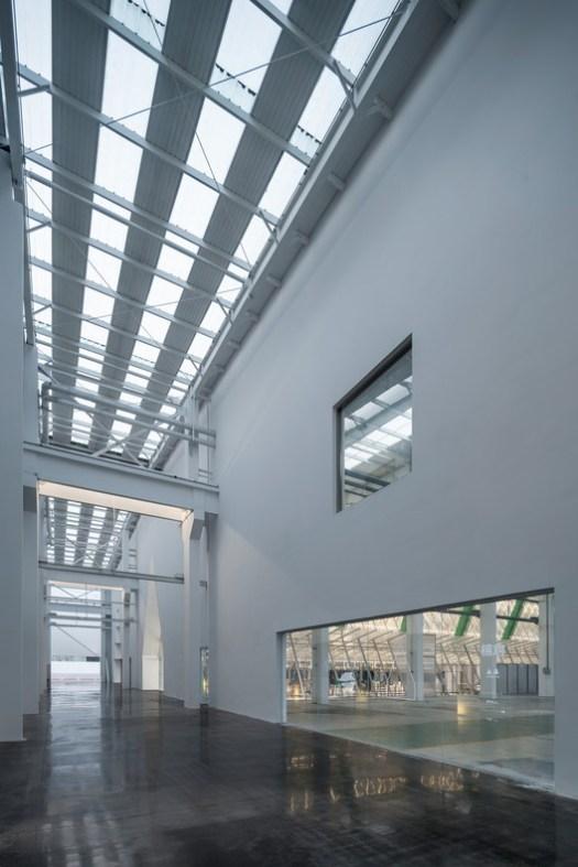 Big lobby. Image © Shengliang Su, Qingshan Wu