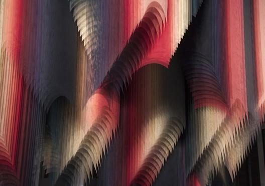 Flickering Lights. Image Courtesy of Quintessenz