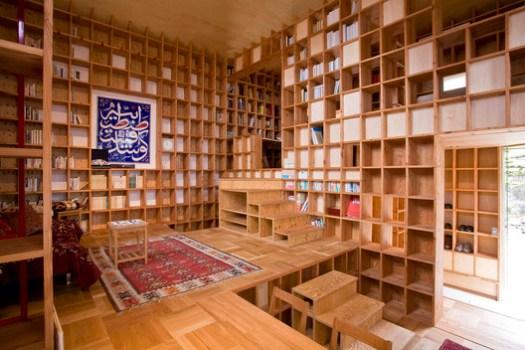 Shelf-Pod / Kazuya Morita Architecture Studio. Image © Shinichi Watanabe