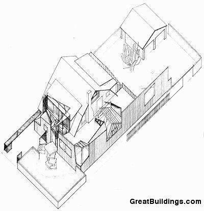 Gehry Residence. Image