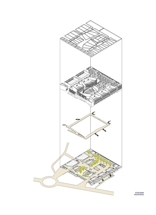 Axonometric