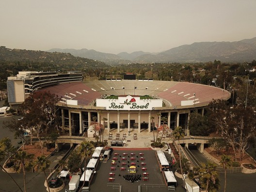 15. Rose Bowl / Pasadena, California, USA. Image