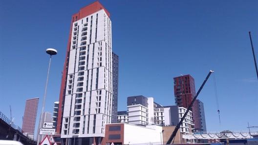 Lewisham Gateway / PRP Architects. Image via Building Design