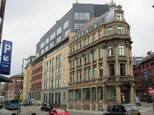 Shankly Hotel, Liverpool / Signature Living. Image via Building Design