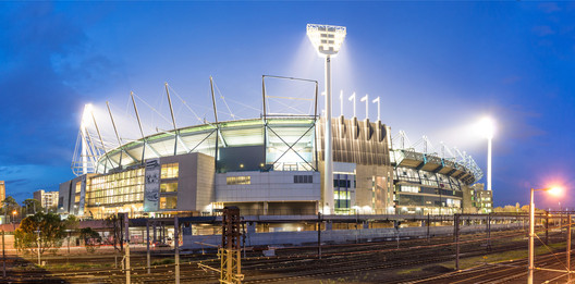 10. Melbourne Cricket Ground / Melbourne, Australia. Image via Scottt13 / Shutterstock.com
