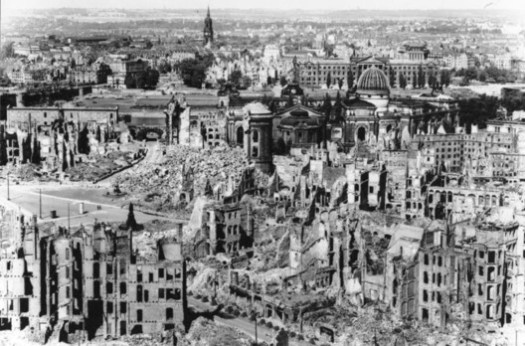 Dresden - Before. Image Courtesy of Wikimedia User 32X Under CC BY 3.0