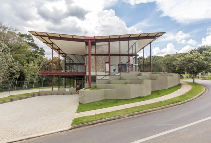 Paratehy Residential Community Center / Maristela Faccioli Arquitetura + Estúdio Mori, © Marcelo Scandaroli