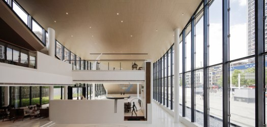 partial view for 1.2 floor. Image © Yuchen Chao
