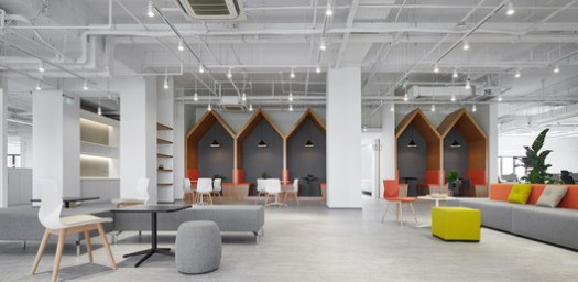 Leisure Area. Image © Zhao Bin Unique Architecture Photography