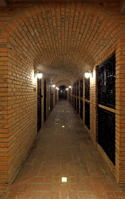 Cellar. Image © Guangyuan Zhang