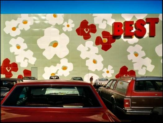 Best Products Showroom, Langhorne, Pennsylvania (1978). Image © Tom Bernard