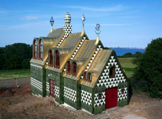 A House for Essex / FAT and Grayson Perry. Image © FAT