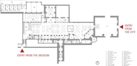 Refurbished Floor Plan