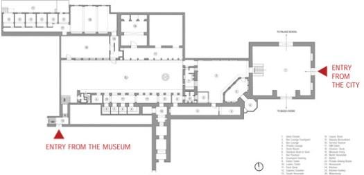 Former Floor Plan