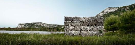 Restauración Paisajística del Vertedero de Residuos de la Vall d'en Joan / Batlle i Roig Arquitectes. Image © Jordi Surroca