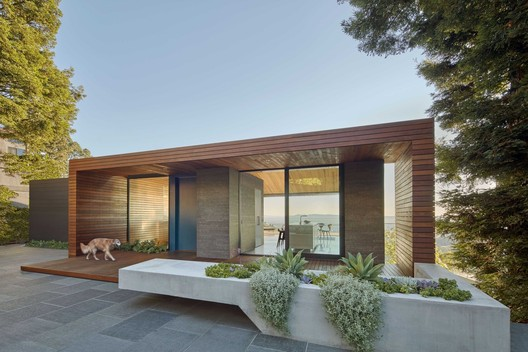Skyline House (Oakland, California) / Terry & Terry Architecture