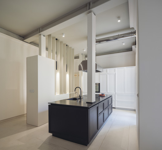 180911_Ideo_Arq_Reforma_Noviciado_017 House in Palacio / Ideo arquitectura Architecture