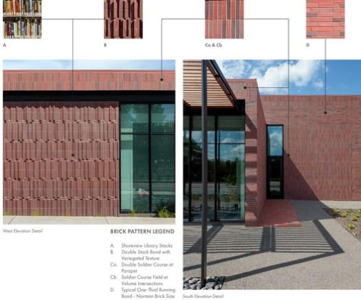Brick Pattern Diagram