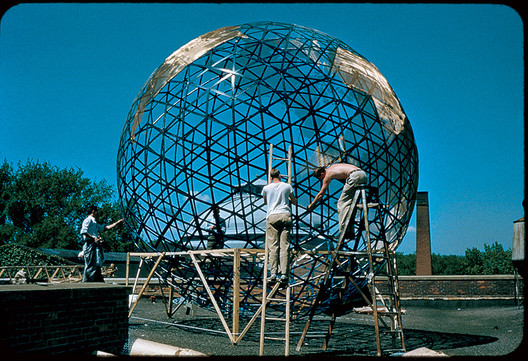 Courtesy of the Estate of R. Buckminster Fuller